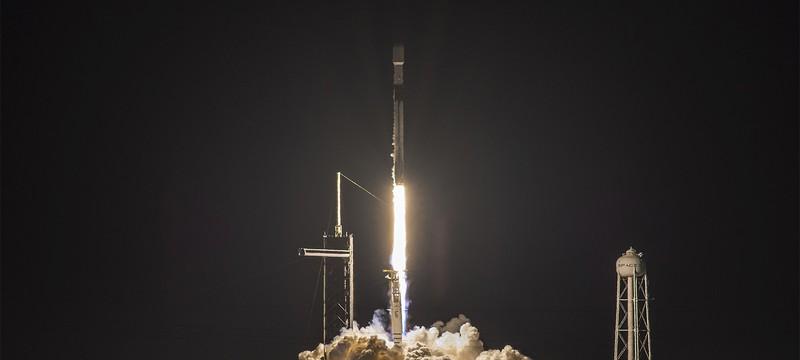 SpaceX успешно запустила одну и ту же ракету Falcon 9 в десятый раз