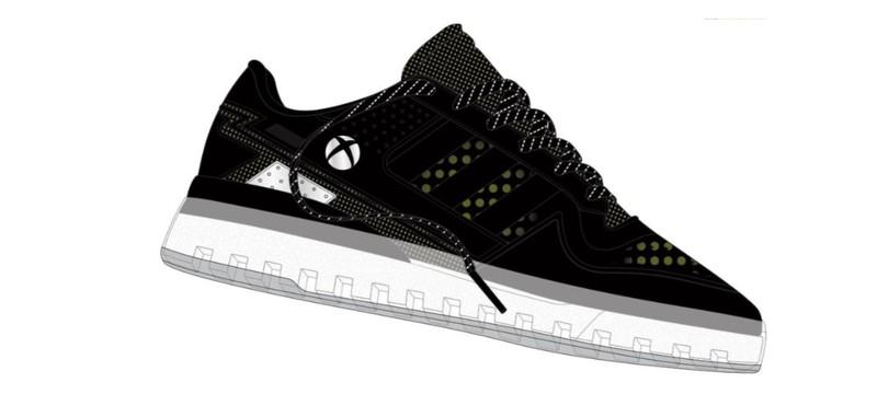 СМИ: Microsoft совместно с Adidas выпустит кроссовки в стиле Xbox