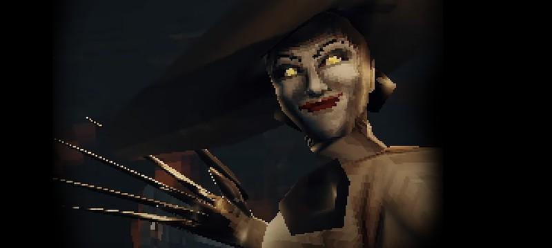 Вот так выглядела бы Resident Evil Village на PS1