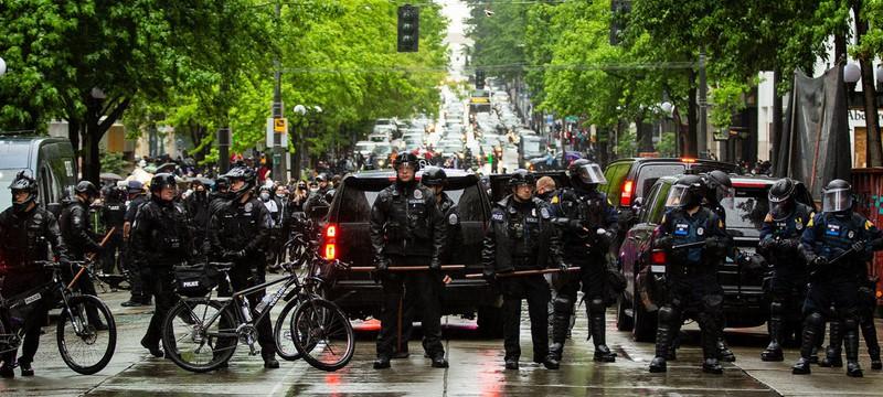 Хакеры взломали полицию Вашингтона и требуют 4 миллиона долларов
