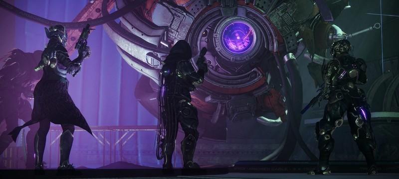 В Destiny 2 случайно активировали кроссплей со стартом нового сезона