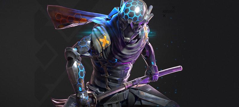 Инди-студия создает красивый киберпанк-экшен с избиением роботов и бегом по стенам на Unreal Engine 4