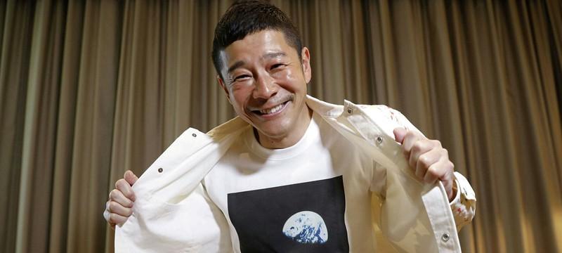 """Японский миллиардер Юсаку Маэдзава полетит на МКС на """"Союзе"""""""