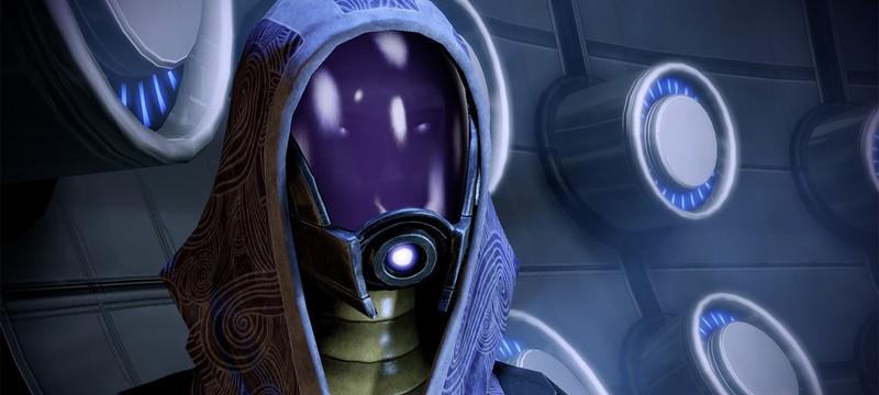 В Mass Effect Legendary Edition заменили портрет Тали
