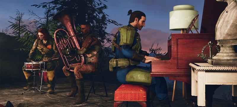 Фанаты Fallout 76 проведут в игре благотворительный музыкальный фестиваль