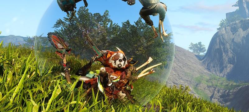 Разработчики Biomutant выпустили ознакомительный ролик по игре