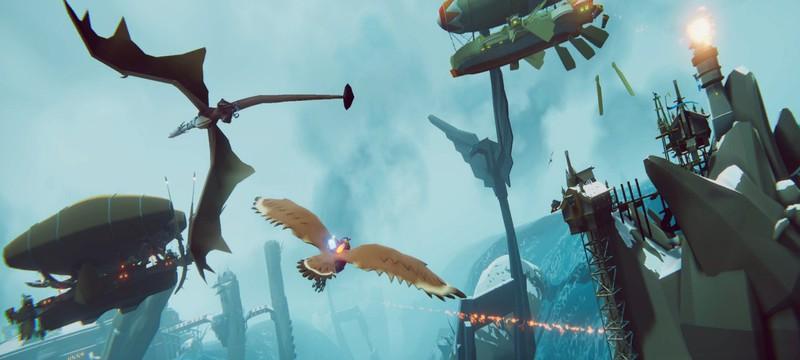 The Falconeer выйдет на PlayStation и Switch в августе