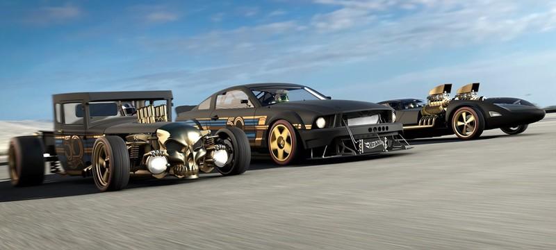 В новых машинках Hot Wheels увидели намек на Forza Horizon 5