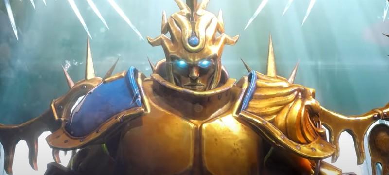 16 минут геймплея Warhammer Age of Sigmar: Storm Ground