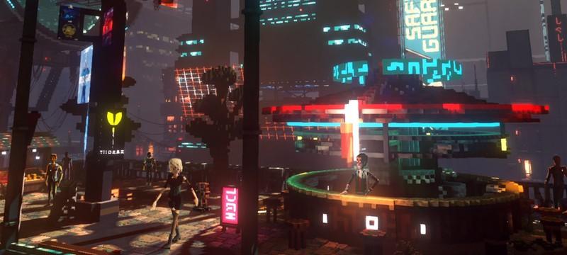 По Cloudpunk выйдет симулятор жизни в киберпанке Nivalis