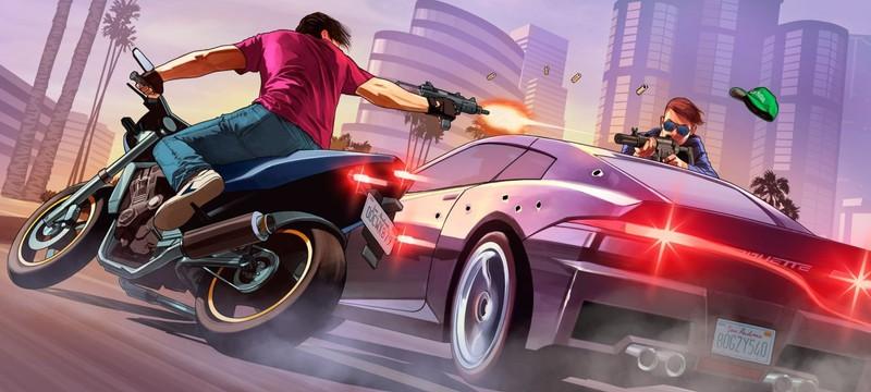 GTA Online получила новые каскадерские трассы