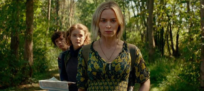 """Box Office: """"Тихое место 2"""" претендует на внушительные $57 миллионов в первые выходные"""