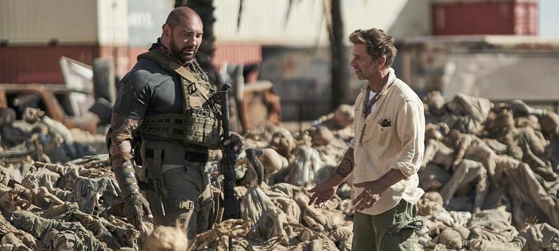 """Зак Снайдер ответил на вопросы о зомби-роботах и временных петлях в """"Армии мертвецов"""""""