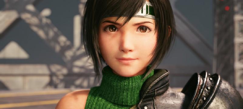 Видеосравнение PS5 и PS4-версий Final Fantasy VII и первые 15 минут геймплея Intergrade