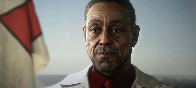 Джанкарло Эспозито не считает своего диктатора из Far Cry 6 злодеем