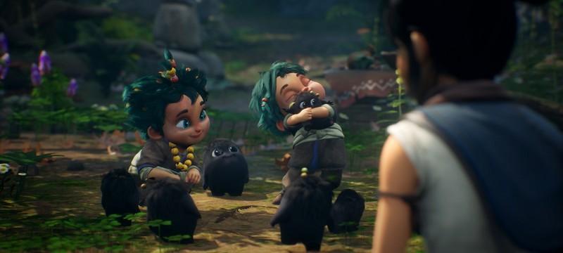 Свежий геймплейный трейлер Kena: Bridge of Spirits с комментариями разработчиков
