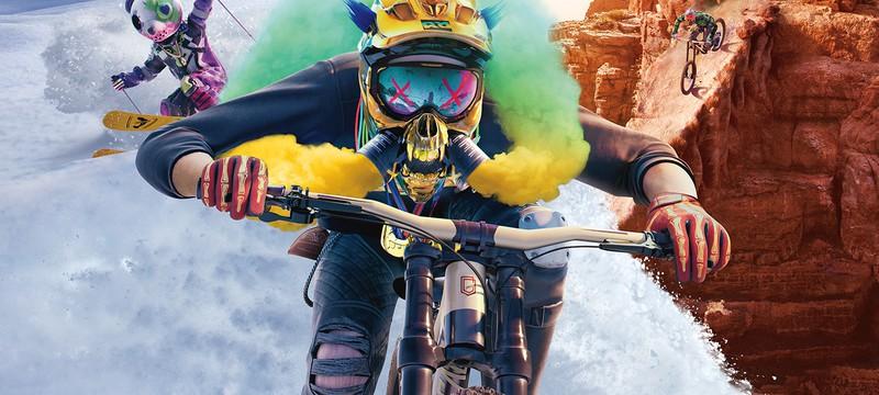 Трейлер, детали и впечатления от геймплея Riders Republic — релиз 2 сентября