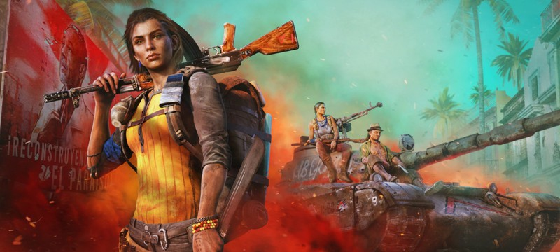Новый сюжетный трейлер Far Cry 6, посвященный главному злодею