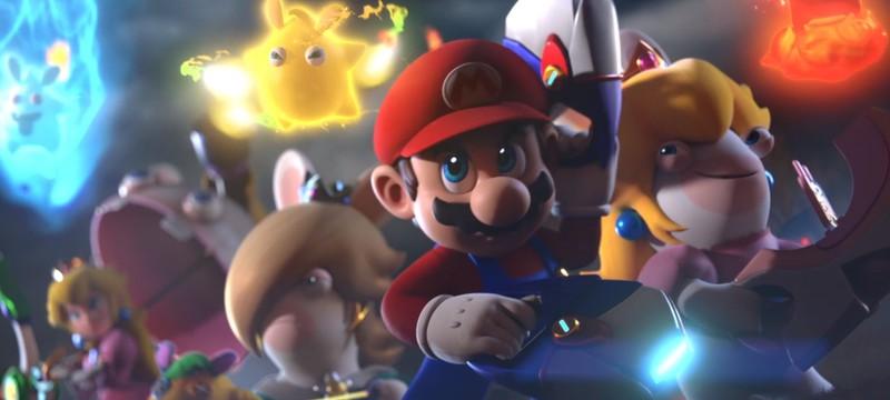 Анонсирована Mario + Rabbids Sparks of Hope — продолжение пошаговой стратегии-кроссовера