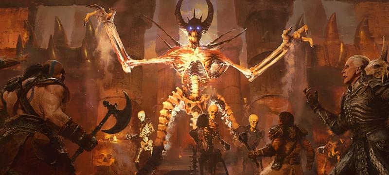 Новый трейлер Diablo 2 Resurrected с датой выхода