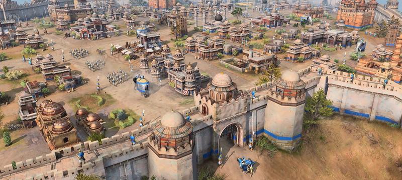 Новый трейлер Age of Empires 4 — релиз 28 октября