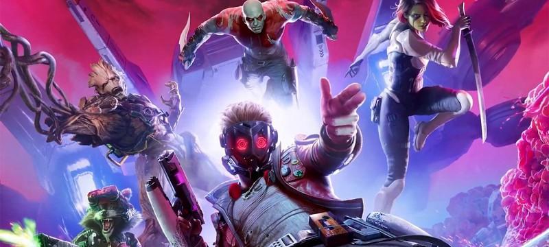11 минут геймплея и подробности Guardians of the Galaxy — никаких микротранзакций