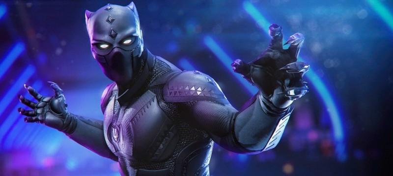 В августе для Marvel's Avengers выпустят бесплатное дополнение с Черной Пантерой