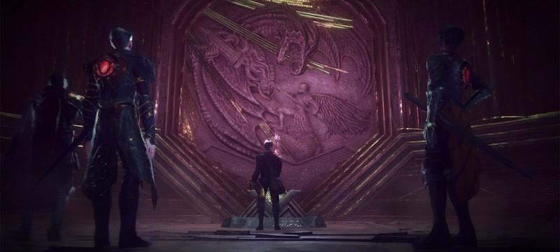 Трейлер Babylon's Fall — экшен-RPG-сервис от Platinum Games