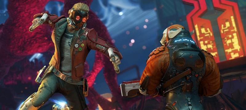 Свежие скриншоты Guardians of the Galaxy