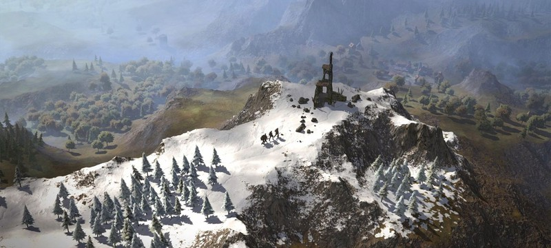 Анонсирована RPG про наемников WarTales от разработчиков Northgard