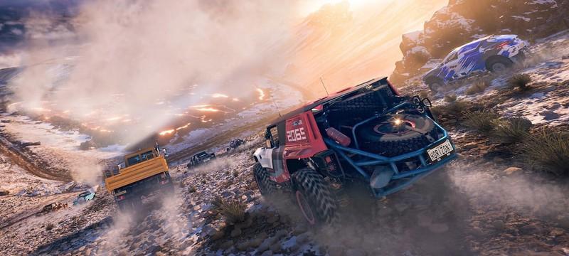 Времена года, огромный мир и Экспедиции — детали Forza Horizon 5