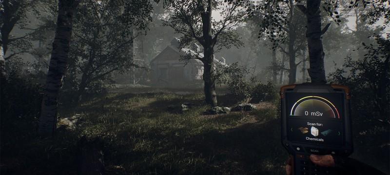 В новом трейлере Chernobylite показали кадры из финальной миссии The Heist