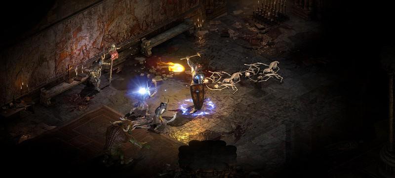 Открытая бета Diablo 2 Resurrected стартует в августе