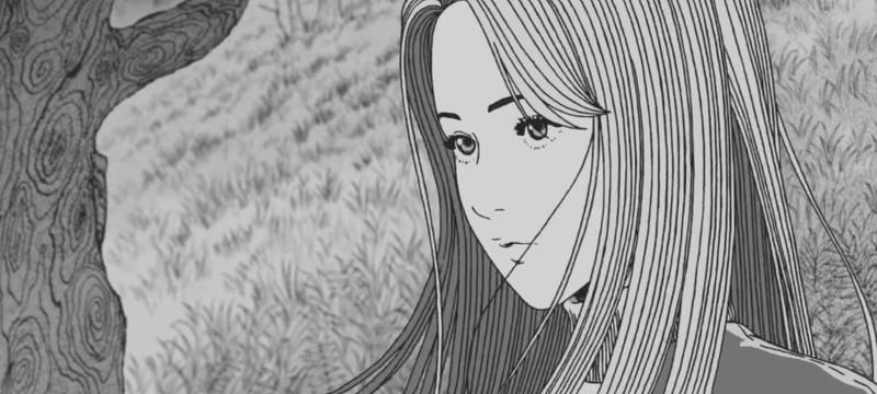 Первый тизер хоррор-аниме Uzumaki по манге Дзюндзи Ито
