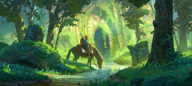 Название сиквела Breath of the Wild держат в секрете из-за сюжета