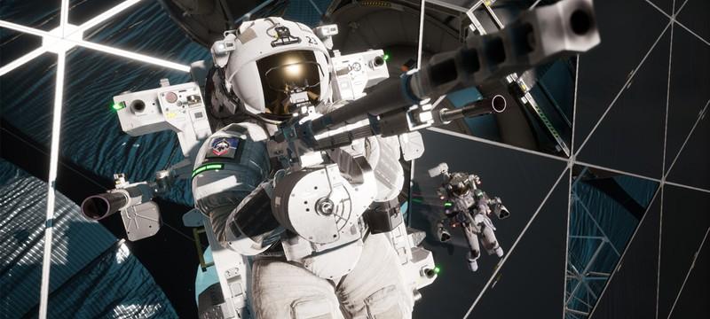 Кастомизация космической пехоты в новом трейлере Boundary