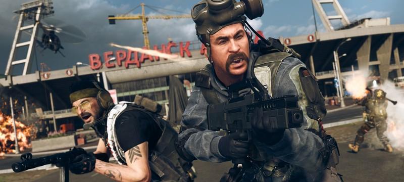 Call of Duty: Warzone на PS5 получила поддержку 120 Гц