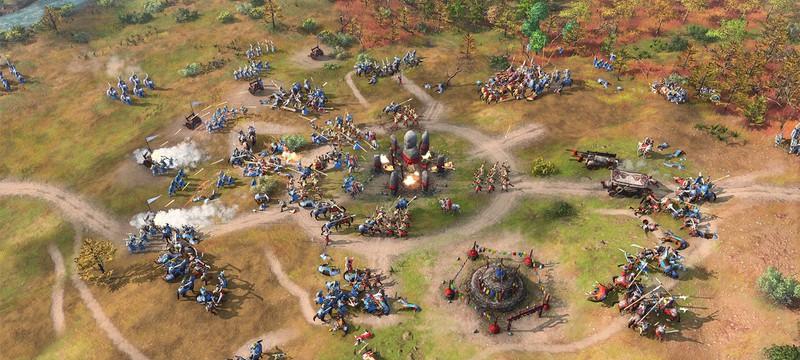 Русь появится в Age of Empires 4 на релизе 28 октября