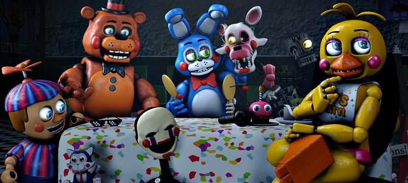 Создатель Five Nights at Freddy's покинет индустрию из-за поддержки Трампа