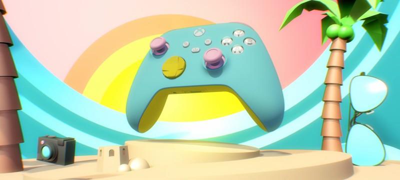 Microsoft возродила сервис Xbox Design Lab для создания дизайна контроллеров