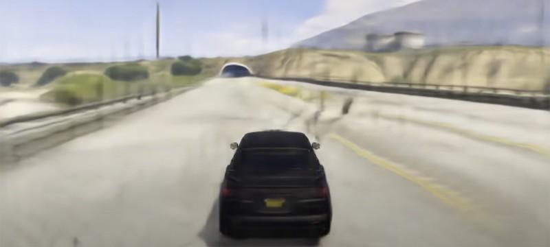Нейросеть научили генерировать ИИ-версию GTA V