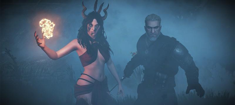 The Witcher 3 запустили в 8K разрешении с 50 графическими модами