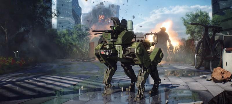 EA повысила мощность серверов Battlefield 4 после презентации Batlefield 2042