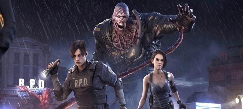 Steam-chart: Глава Resident Evil для Dead by Daylight заняла первую строчку