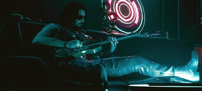 Cyberpunk 2077 вернулась в PS Store и подешевела на 780 рублей