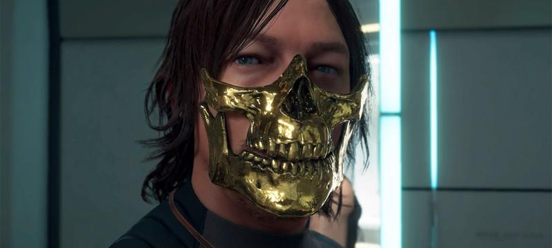 Death Stranding Director's Cut получила рейтинг от ESRB для PS5