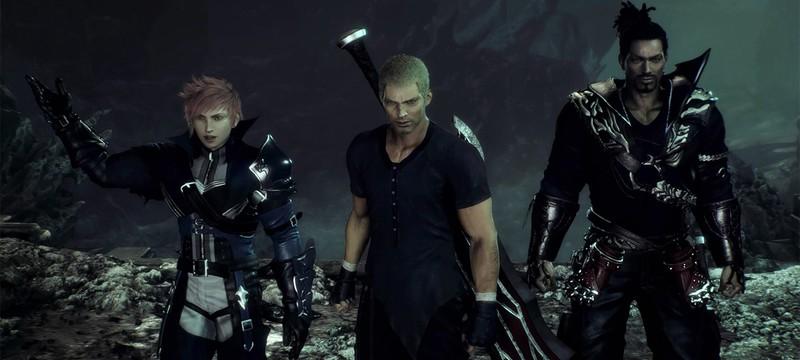 Сюжет Stranger of Paradise не связан c Final Fantasy 1