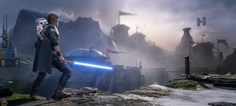 Два режима графики, динамическое разрешение и зависания — Digital Foundry разобрали некстген-версию Jedi: Fallen Order
