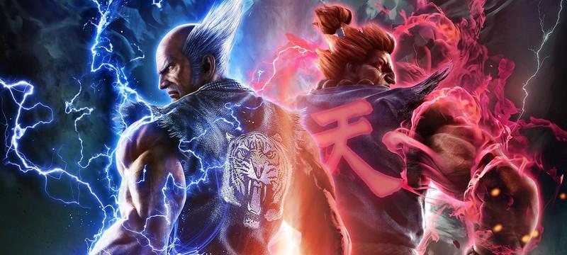 Кацухиро Харада: Tekken X Street Fighter никто не отменял, она приостановлена на неопределенный срок