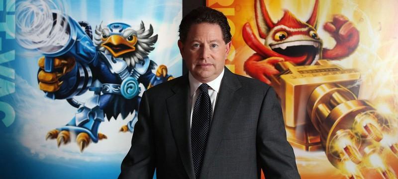 В Activision Blizzard утвердили зарплаты топ-менеджеров